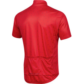 PEARL iZUMi Select LTD Jersey Herren torch red paisley